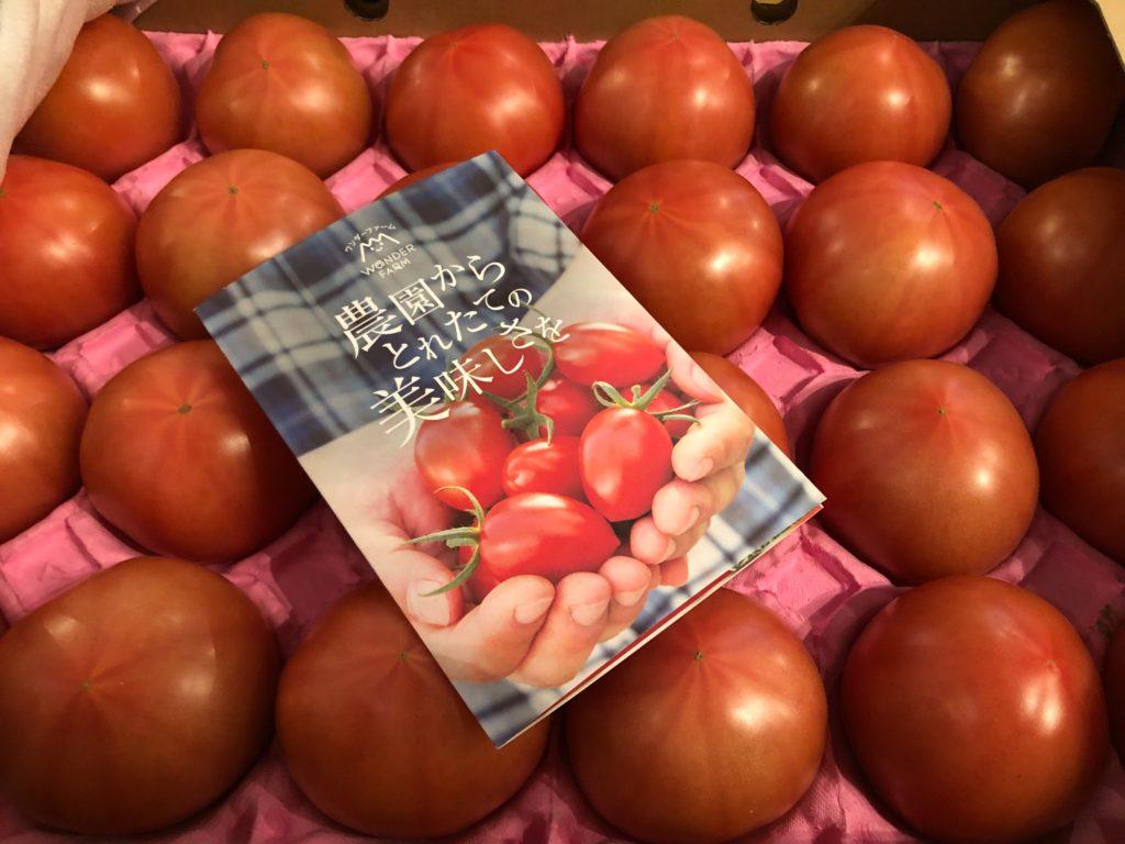 いわきのトマト